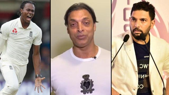 Yuvraj Singh's Hilarious Reply To Shoaib Akhtar's Tweet || Oneindia Telugu