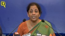 JNUSU Led By Students Waging War Against India: Nirmala Sitharaman
