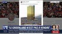 Trump confirme qu'il aimerait acheter le Groenland et promet même de ne pas y construire de gratte-ciel