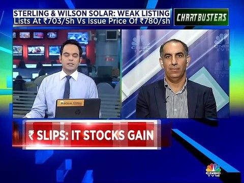 Khurshed Daruvala & Bikesh Ogra of Sterling & Wilson on business outlook for FY20