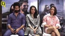 Yami, Shahid Promote Batti Gul Meter Chalu In Style