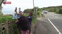 Biarritz : le contre-sommet du G7 s'installe