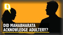 Is Adultery A Crime: The Mahabharata Acknowledged it.