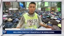 People Power Takes Over Hong Kong