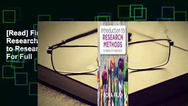 [Read] First Taste of Research: A Hands-On Introduction to Research Methods  For Full