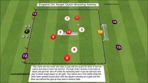 England on target quick shooting activity by UltimateplayerHQ - Football tactics