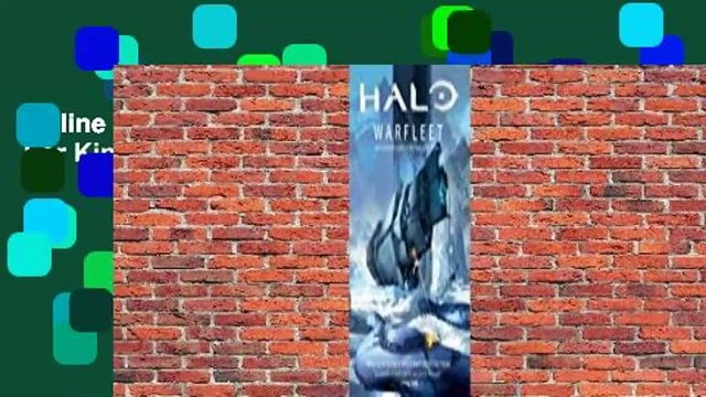 Online Halo Warfleet  For Kindle
