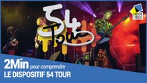 2 minutes pour comprendre le dispositif 54 Tour