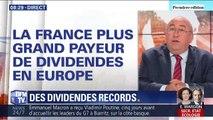 ÉDITO - Des dividendes records au deuxième trimestre 2019