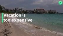 Las vacaciones son muy costosas