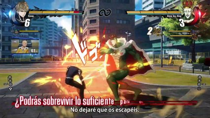 One Punch Man: A Hero Nobody Knows - Gamescom 2019