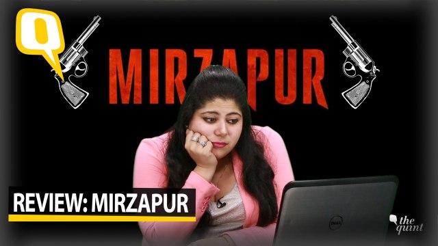 Mirzapur Review: Brilliant Performances Save Otherwise Weak Drama