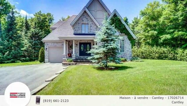 Maison - à vendre - Cantley - 17026714