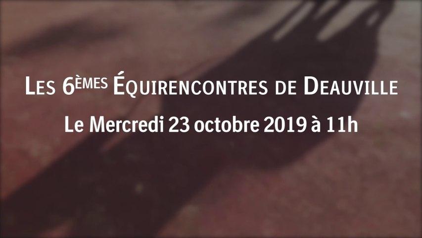 Les EQUIRENCONTRES Deauville 2019 : clip