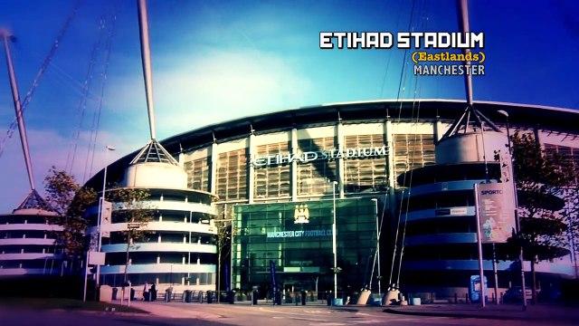 Las mejores imágenes del Etihad Stadium, la casa del Manchester City