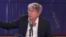 """Privatisation d'ADP : """"Il faut qu'on redémarre et qu'on ait rapidement un million de signatures"""" espère Éric Coquerel"""