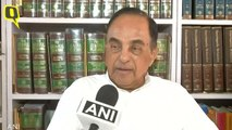 I Don't Think It's Wrong If Women Are Coming out After a Long Time, PM Should Speak on It: Subramanian Swamy