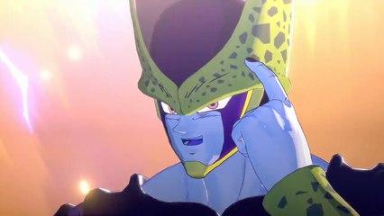 Dragon Ball Z Kakarot - Tráiler oficial de la Saga de Cell