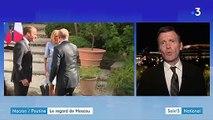La Russie apprécie l'initiative de Macron à l'égard de Poutine