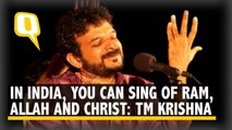 TM Krishna's Delhi Concert: Thousands Attend to Support Magsaysay Winner
