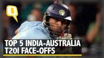 Yuvraj's Blitz, Ashwin's Heroics: Top 5 India-Aus T20I Face-Offs