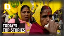 QWrap: Farmers March To Ramlila Maidan, 2.0 Hits Screens, And More