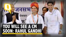 Taking Inputs from Congress Workers: Rahul on Naming Rajasthan CM