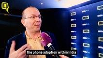 IMDb founder Col Needham on 'Raazi' being his favourite Hindi film and more.