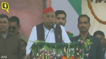 Shivpal Yadav Holds Rally for His New Party, Mulayam Singh Attends