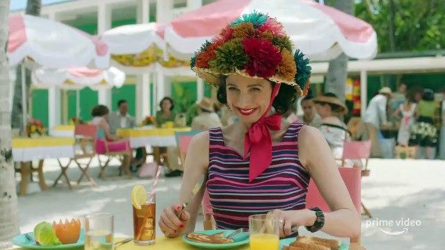 The Marvelous Ms Maisel 3 trailer