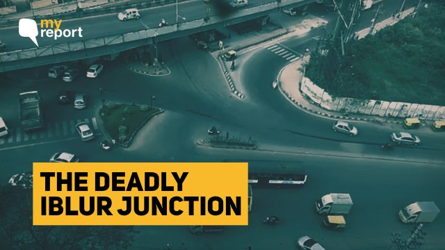 We Demand the Deadly Iblur Junction to be More Pedestrian Friendly