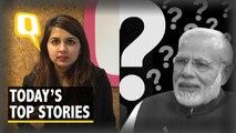 QWrap: Sydney Test Day 2; The Quint Asks PM Modi Questions