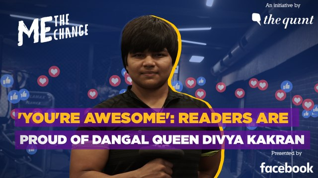'You're Awesome': Readers Are Proud of Divya Kakran's Achievements