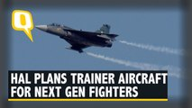 HAL Showcases Supersonic Omni Role Trainer Aircraft