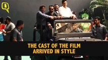 Anil Kapoor, Ajay Devgn and Madhuri Dixit launch the trailer of 'Total Dhamaal' in style!