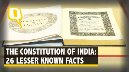 26 Facts You Didn T Know About The Indian Constitution