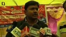 The Chargesheet is Politically Motivated: Kanhaiya Kumar