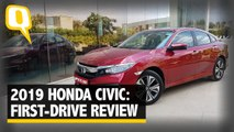 Honda Civic First-Drive Review: Five Questions to Ask | The Quint