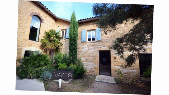 A vendre - Maison/villa - Villefranche Sur Saone (69400) - 10 pièces - 350m²