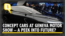 Stunning Concept Cars at Geneva Motor Show – a Peek into Future?