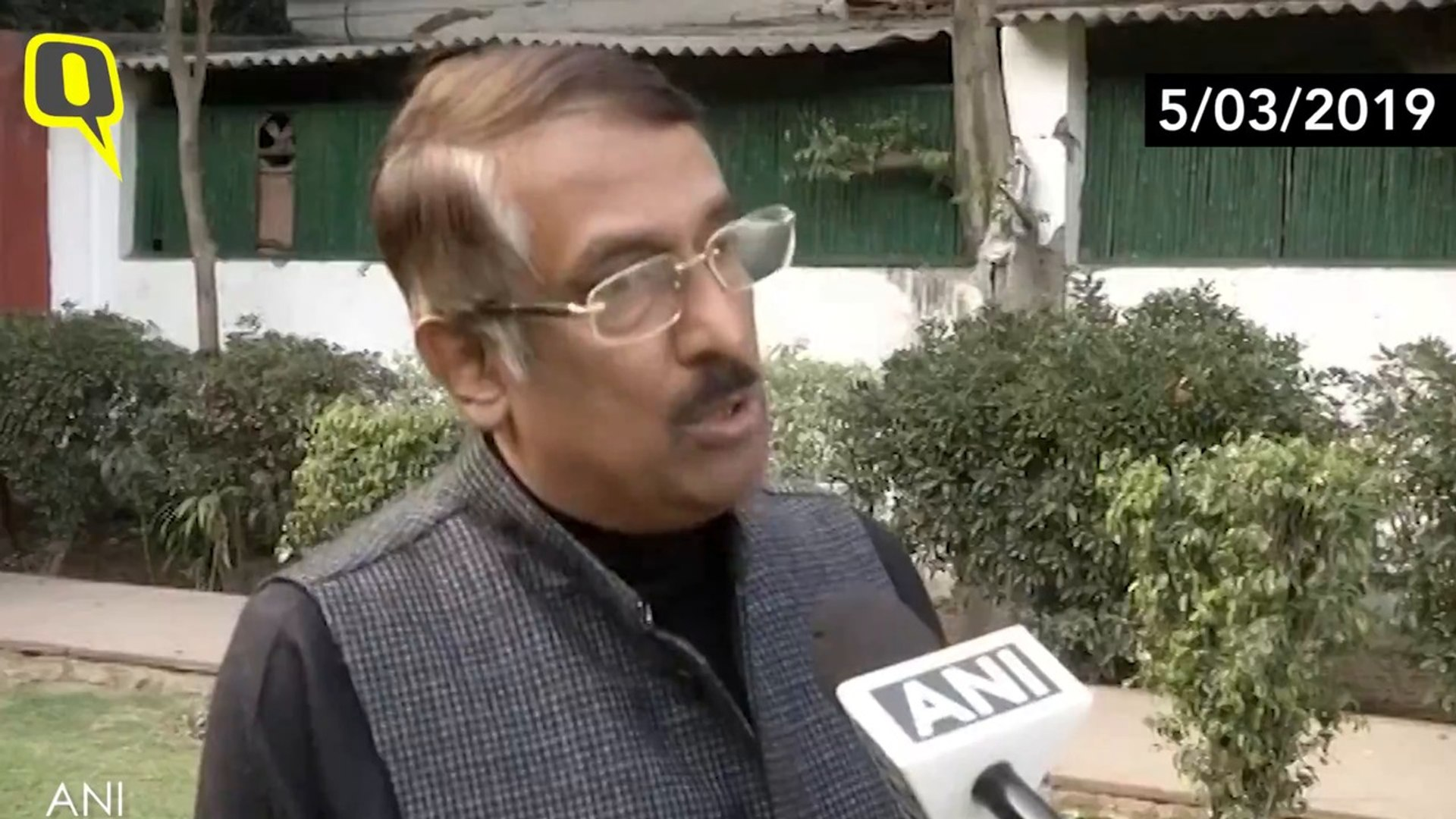 Tom Vadakkan Attacks BJP on Balakot Air Strikes