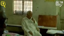 RSS Chief Mohan Bhagwat Cast His Vote in Nagpur