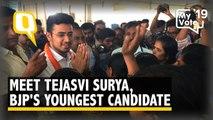 Tejasvi Surya: The Millennial Modi Fanboy Contesting Polls