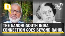 Gandhi Family's Connection With South India Goes Beyond Rahul and Wayanad