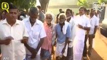 2019 Elections  Kamal Haasan, Shruti Haasan and TN CM EPS Cast Their Vote in Chennai, Tamil Nadu