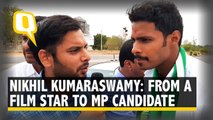 'Is it a Crime for a Politician's son to Enter Politics?: CM Kumaraswamy's Son Nikhil