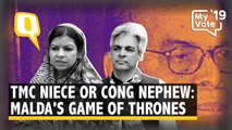 TMC Niece or Congress Nephew: In Malda, A Real-Life Game of Thrones