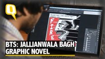 The Making of Jallianwala Bagh Massacre Graphic Novel | The Quint
