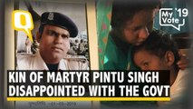 CRPF Jawan Martyr's Family Look for Justice In Political Speeches