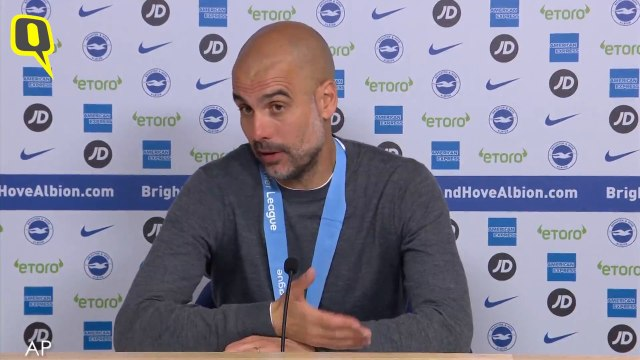 """Will Come Back Stronger Next Season"": Pep Guardiola After Retaining PL Title"